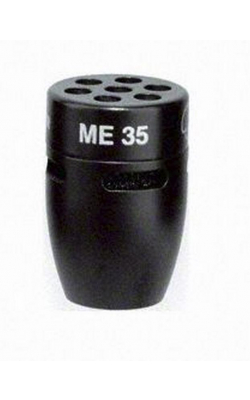 ME 35 - Supercardioid Capsule for MZH Goosenecks (Black)