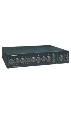 V250 - 8-Bay, 250W Rackable Modular Amplifier