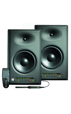 "LSR4328P/PAK - LSR4300 Series Powered 8"" Two-Way System with Accessories Kit"