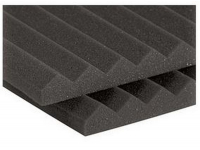 "1SF24CHA - 1"" Studiofoam Wedges (20-pack, 2'x4'x1"", Charcoal)"