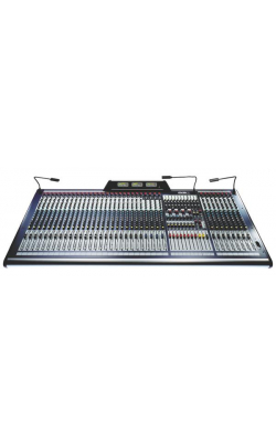 GB8 48CH 48+4/8/2 - GB8 Series 48-Channel Large Venue Mixer