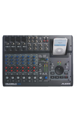 MULTIMIX 8 USB FX - Studio Mixing and iPod Recording