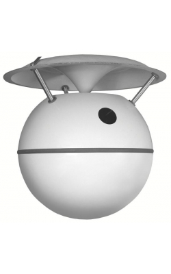 "Q-15-BK - 15"" Omnidirectional Ceiling Speaker"