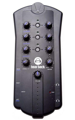 HBM - Personal Mixer for Hear Back Monitor System