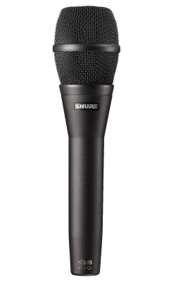 KSM9/CG - KSM Series Handheld Microphone (Charcoal Finish)