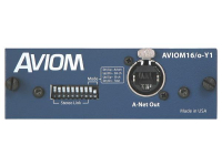 AVIOM16/O-Y1 - Pro16 Series A-Net Output Card for Yamaha Consoles