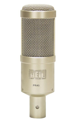 PR40 - PR Series Broadcast / Voice-Over / Bass Instrument Dynamic Mic