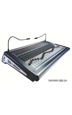 GB2 32CH 32+2/4/2 - GB2 Series 32-Channel Mixing Console