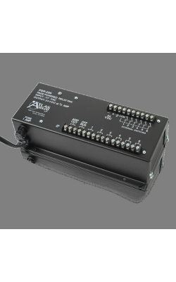 PSR-206 - Zone Page Powered Relay Pack 6 Relays