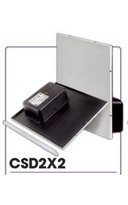 CSD2X2 - 2' x 2' Drop-In Ceiling Speaker (Off-White)