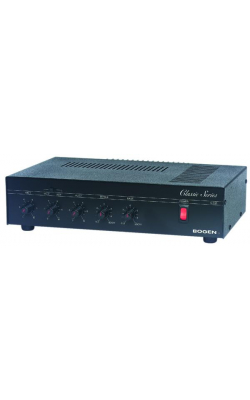 C100 - Classic 4 Channel 100W Mixer Amplifier