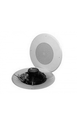 "C10X/B70/WS/VC - 8"" Ceiling Speaker Assembly (4W, 70V, Stud Mount, Volume Control)"