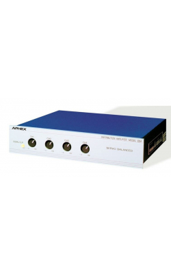 120A - Servo Balanced Audio Distribution Amplifier