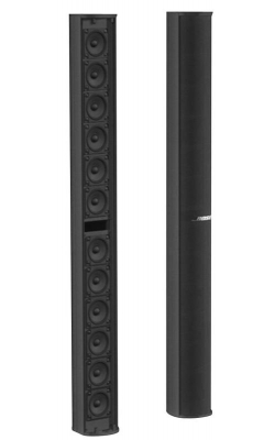 317302-0100 - Panaray® Series Full Range Line Array (Black)