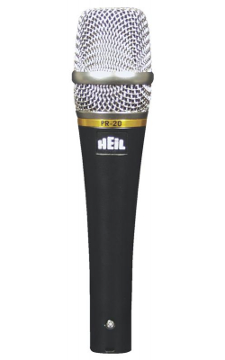 PR20 - PR Series Dynamic Handheld Mic