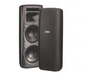 "AD-S282H-BK - High Powered Series Dual 8"" Surface Mount Speaker"