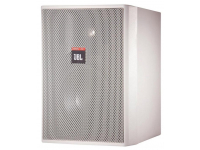 CONTROL 25AV-WH - Shielded Compact Indoor / Outdoor Background / Foreground Loudspeaker (White)