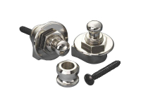 14010101 - Security Locks with Nickel Finish (Pair)