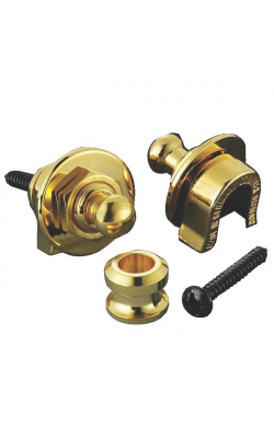 14010501 - Security Locks with Gold Finish (Pair)