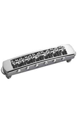 12080200 - Bridge for all Les Paul™ Type Guitars (Chrome)