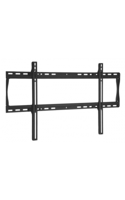 "SF660 - Universal Flat Wall Mount for LCD Panel (37"" - 63"", 200 lbs, Black)"