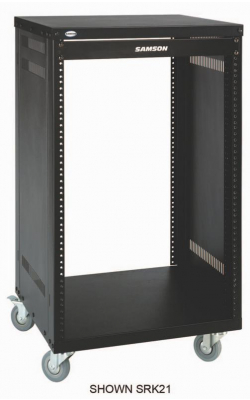 SRK16 - 16 Space Rack Stand