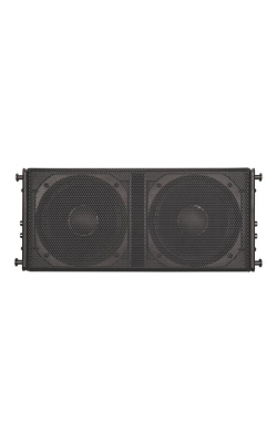 WL3082-BK - WideLine-8 Series Line Array Element