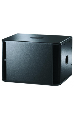 "LS400-SUB - 12"" High Power Subwoofer for PS8 Loudspeakers (Black)"