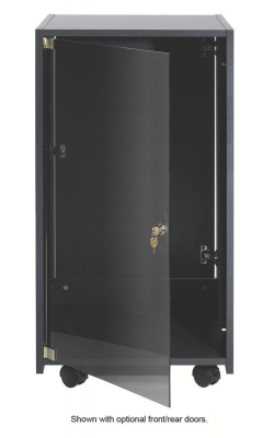 ERK-20-20B - 20U Elite Rack (Ebony Fleck)