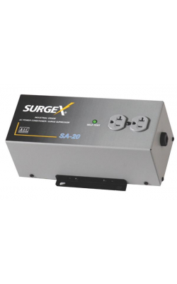 SA-20 - SA Series 20A Surge Eliminator & Power Conditioner