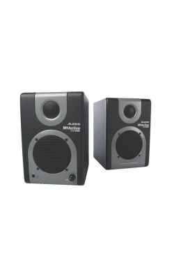 M1ACTIVE 320 USB (PA - Desktop Control Monitors with USB Interface (Pair)