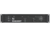 PA 2400T 120V - PA Series Dual-Channel 400W Power Amplifier