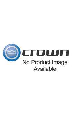 GRM2 - Rackmount Kit Crown for Dual 135MA or 160MA Mixer-Amplifiers