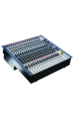 GB2R 12CH 12+2/2/2 - Rack-mount 2 Bus Live/Recording Mixer