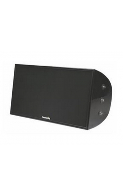 W2-122 - SUBWOOFER 2x12in BLACK
