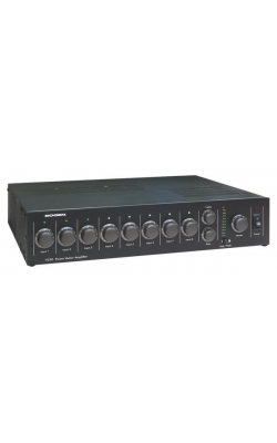 V60 - 8-Bay, 60W Rackable Modular Amplifier