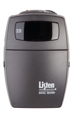 LR-300-072 - Portable Digital FM Receiver (72 MHz)