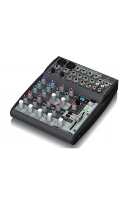 1002FX - Premium 10-Input 2-Bus Mixer with Xenyx Mic Preamp