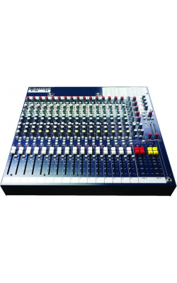 FX16II - 16-Channel Live / Recording Mixer with Lexicon FX