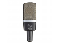 C214 - Studio / Stage Vocal and Instrument Microphone