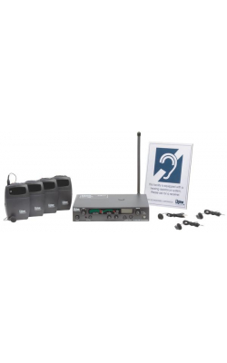 LP-3CV-072-01 - 3-Channel FM Value Package (72 MHz)