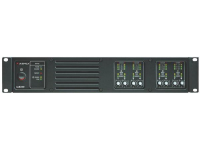 ne8250.10 - Network Enabled 8-Channel Amplifier for 100V Systems