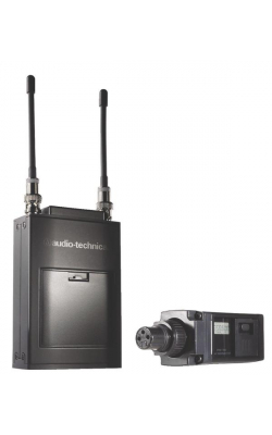 ATW-1812D - Camera-Mount UHF Wireless System with Plug-in Transmitter