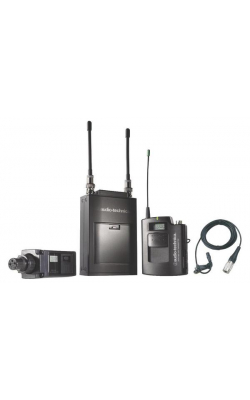 ATW-1813D - Camera-Mount UHF Wireless System with Plug-in Transmitter