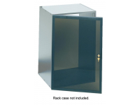 ERD-12P - Perforated Steel Door for 12U Economy Racks