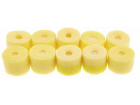 EAYLF1-10 - Yellow Foam (5 pair)