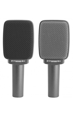 E 609 SILVER - evolution 600 Series Side-Address Instrument Mic