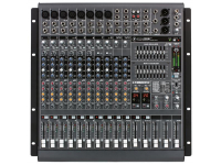 PPM1012 - PPM Series Pro Desktop Powered Mixer