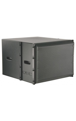 WL118-SW-WH - ILA Series Subwoofer for Installation Line Array (White)