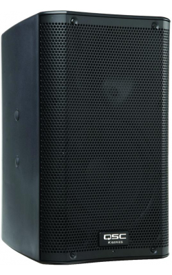 "K8 - K Series Trapezoidal 8"" Powered Speaker"